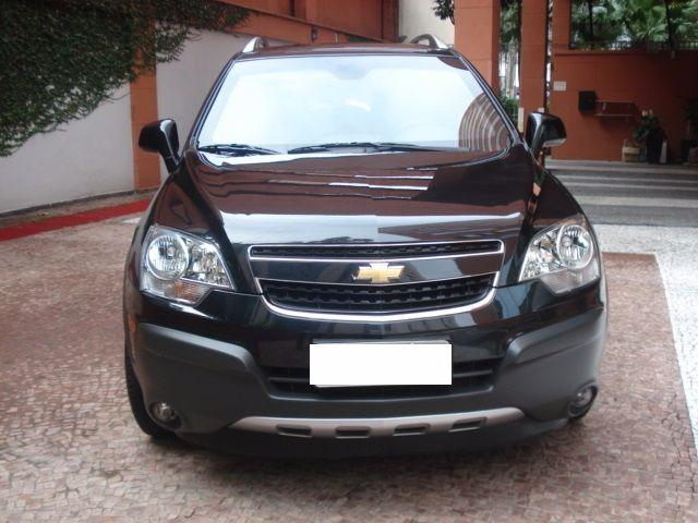 CHEVROLET CAPTIVA BLINDADO