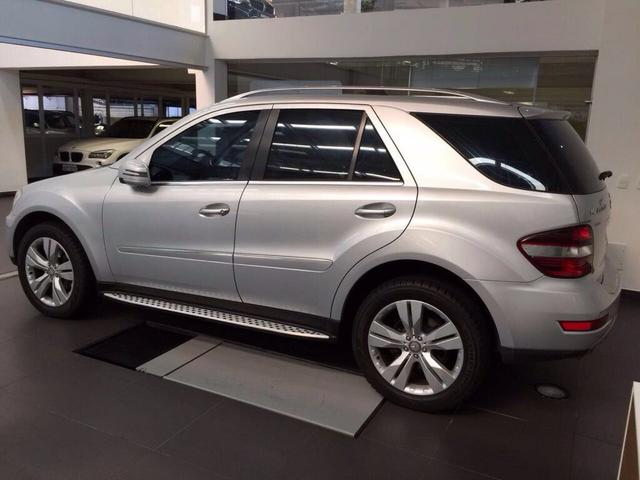Vendo Mercedes ML350