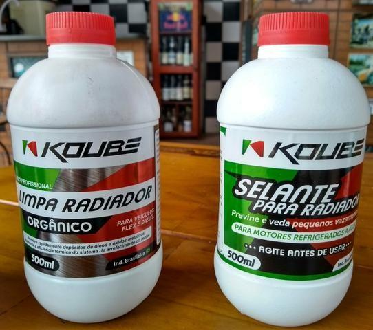 Aditivos para radiadores KOUBE - Foto 3