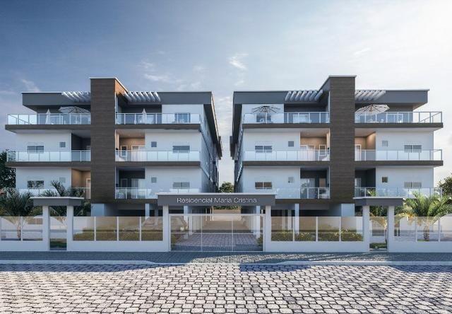 Js Apartamento a 500m da praia, elevador, acabamento diferenciado
