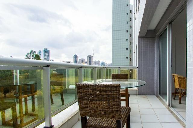 Apartamento de 3 qts em aguas claras novo/decorado