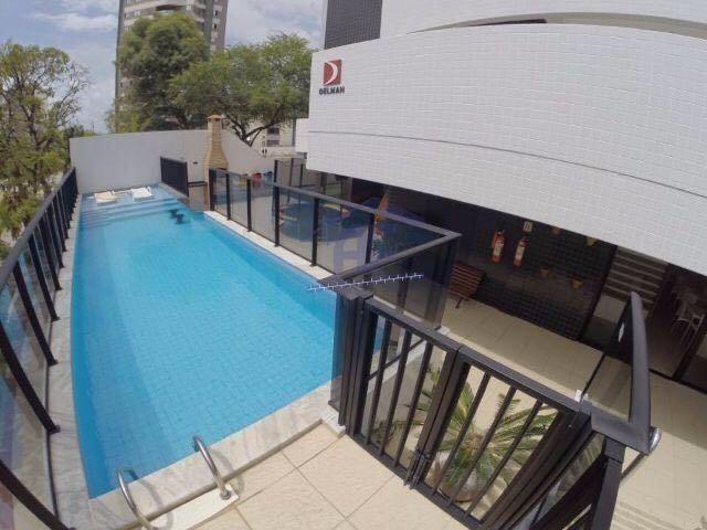 Apartamento com 3 quartos (1 suíte máster) - Edifício Malbec - Jatiúca