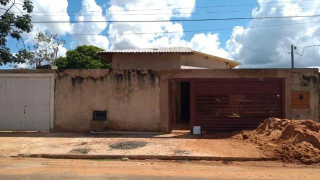 Casa nova 2 suites, 1 q. Jd Batistão, barato, financia