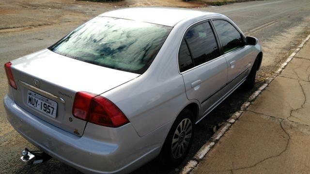 Honda Civic Conservado 2002