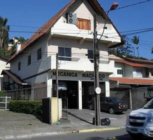 Vendo imóvel comercial e residencial no Binário do Iririu