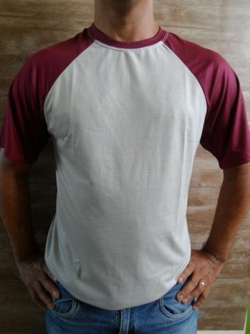 aaa617fcb4 Camisa raglan para sublimação - Roupas e calçados - Gralha Azul ...
