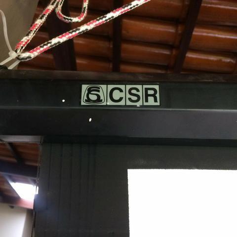 Tela Retrátil (telão) para projeção -Retrátil CSR-120 | 120 polegadas Home Theater - Foto 4
