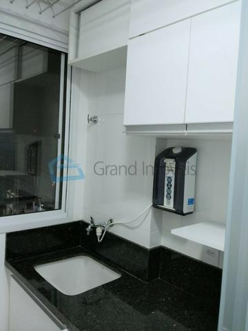 Apartamento 2 quartos villaggio laranjeiras montado e 2 vagas de garagem!!! - Foto 3