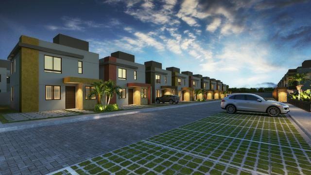 Casa Duplex de 4/4 e 2 Suítes (1 Master) - Planta Inteligente Amplição - 200m da Nóide - Foto 2