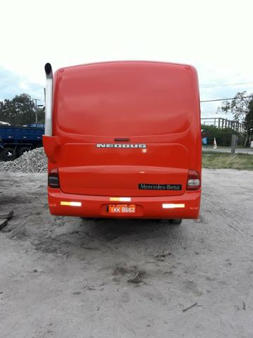 Micro ônibus mercedez benz - Foto 3