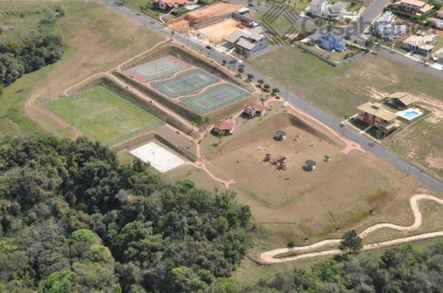 Terreno residencial à venda, Condomínio Saint Charbel, Araçoiaba da Serra. - Foto 12