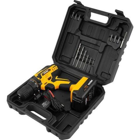 Parafusadeira e furadeira PFV a bateria biv. aut.- Vonder - Foto 2