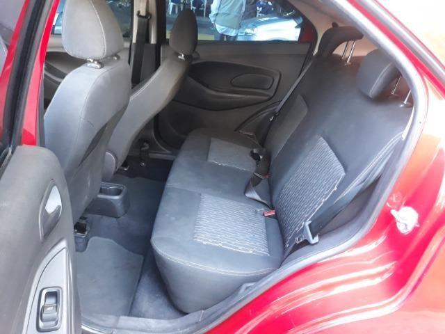 Ford ka sedan 1.5 se 12v flex/gnv manual - Foto 7