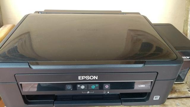 Impressora multifuncional Epson l380
