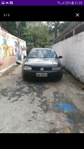 Golf sapao 1.6 sr