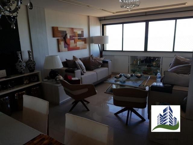Cobertura com 210m² em casa caiada - beira mar - Foto 4
