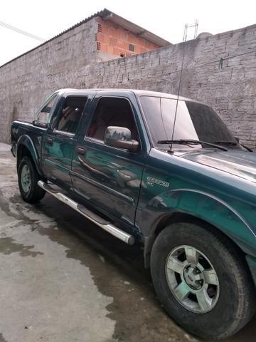 Vendo ou troco essa Ford Ranger - Foto 4