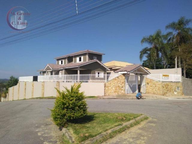 Sobrado com 3 dormitórios à venda, 250 m² por R$ 750.000,00 - Rosa Helena - Igaratá/SP - Foto 2