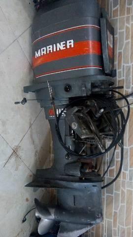 Motor de popa 115 Hp mariner
