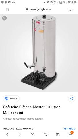 Cafeteira industrial 10L