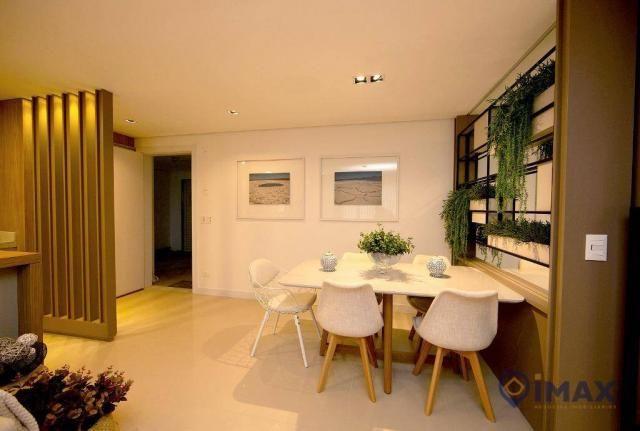 Studio com 1 dormitório à venda, 55 m² por R$ 259.836,24 - Centro - Foz do Iguaçu/PR - Foto 4