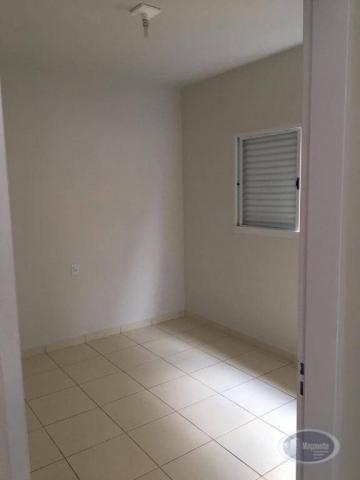 Casa com 2 dormitórios para alugar, 50 m² por r$ 650/mês - jardim maria imaculada i - brod - Foto 8