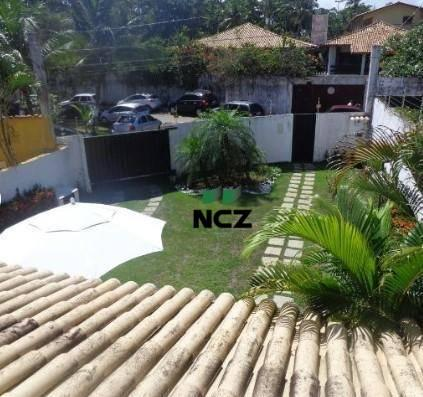 Casa com 4 dormitórios à venda, 340 m² por r$ 940.000 - itapuã - salvador/ba - Foto 2