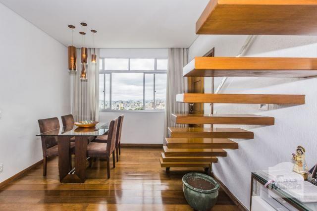 Apartamento à venda com 3 dormitórios em Nova suissa, Belo horizonte cod:257771