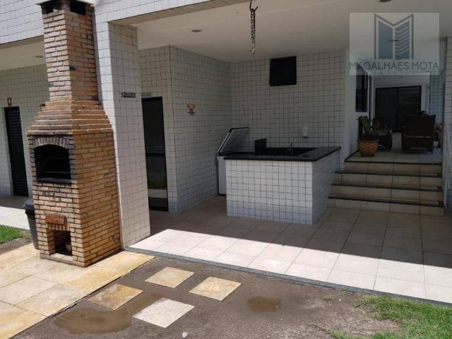 Apartamento com 3 dormitórios à venda, 70 m² por R$ 480.000 - Engenheiro Luciano Cavalcant - Foto 9