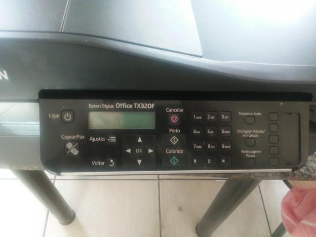 Impressora e scaner epson - Foto 2