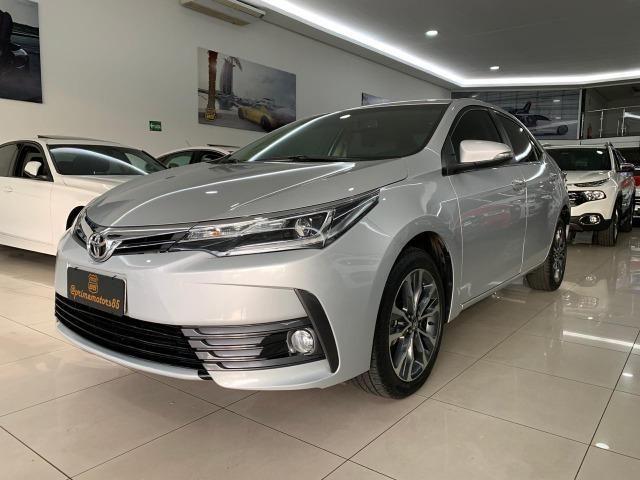 Toyota Corolla Altis Flex 2018