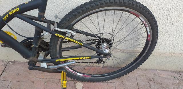 Bicicleta caloi aro 26 (PRA VENDER HOJE)