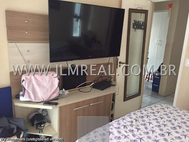 (Cod.:055 - Damas) - Mobiliado - Vendo Apartamento com 64m², 3 Quartos - Foto 3