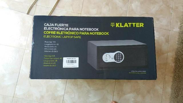 Cofre eletrônico para notebook - Foto 2