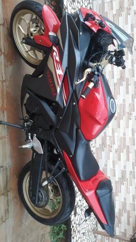 ''Moto Yamaha Yzf R-3 321 Cilindradas 2015/2016'' - Foto 6