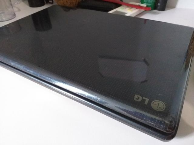 Notebook LG Core i3 4GB Ram HD ssd de 36GB apenas R$499 - Foto 3