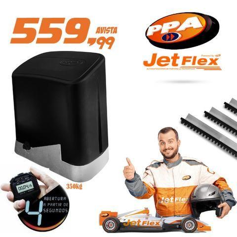 Motor PPa Rápido jetFlex 4 segundo