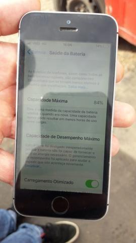 IPhone SE cinza 32gb - Foto 2