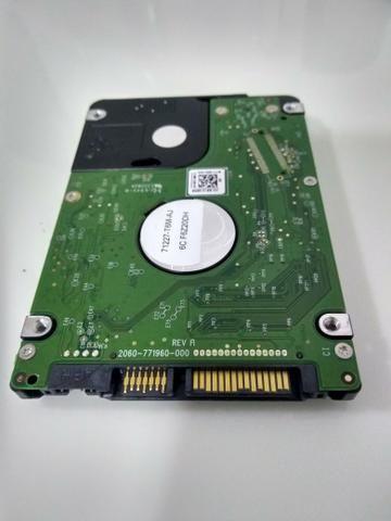 HD de notebook WD 1.0 TB - Foto 2
