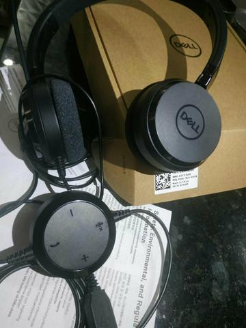 Fone, headset Dell pro Stereo uc150