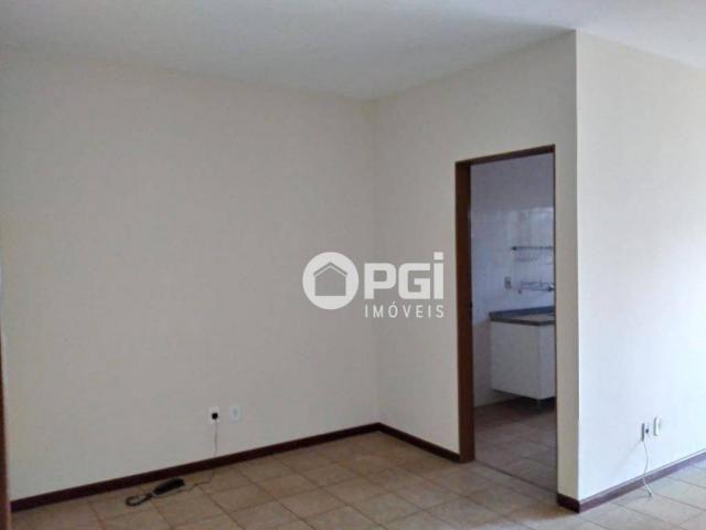 Apartamento com 2 dormitórios para alugar, 82 m² por R$ 1.100/mês - Santa Cruz - Ribeirão  - Foto 13