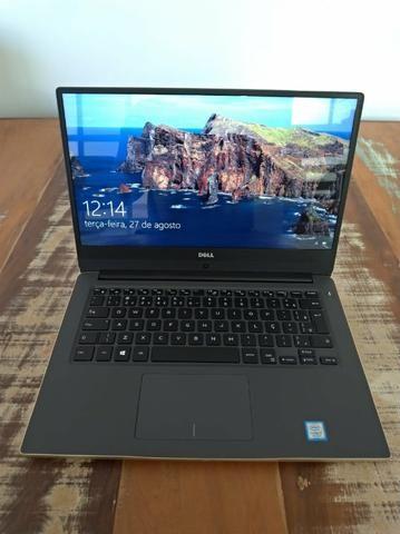 Notebook Dell 7472 Core i5-8250U, 8GB ram, 1TB, GeForce MX150 4gb ddr5, Windows 10