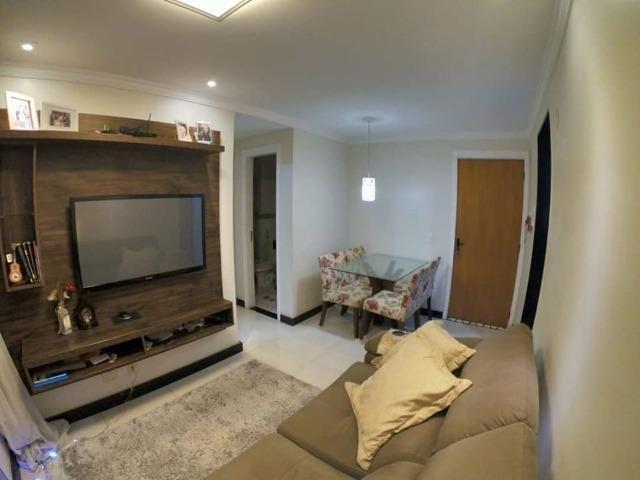 Apartamento 2 quartos com suíte, no condomínio Recreio das Palmeiras