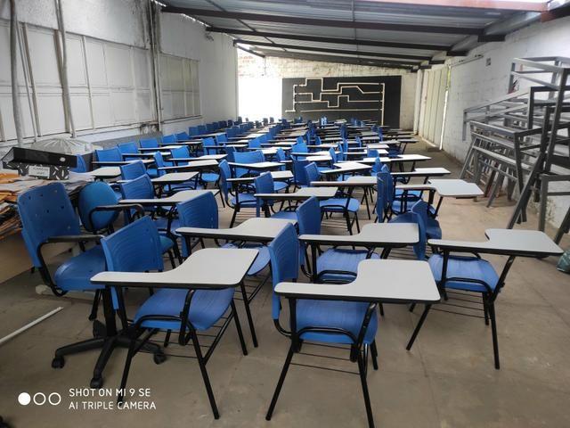 Serviços de Reformas Cadeiras Escolares e Escritórios - Foto 4