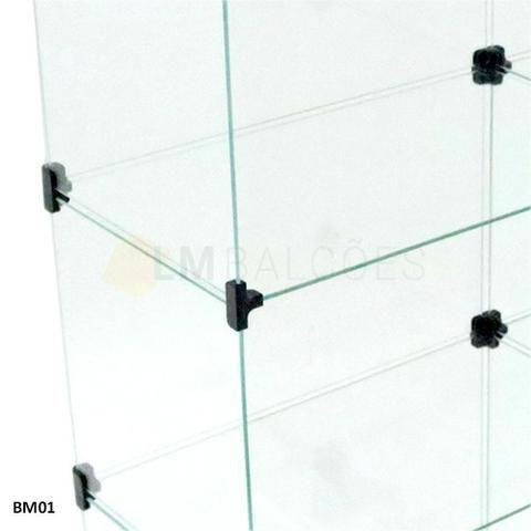 Balcao Caixa de Vidro 1,50 x 1,10 x0 ,30 Frete e Montagem gratis - Foto 6