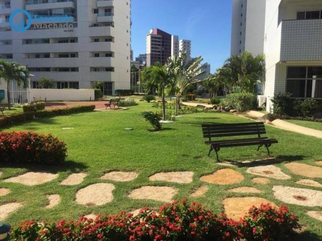Apartamento com 3 dormitórios à venda, 150 m² por R$ 930.000 - Aldeota - Fortaleza/CE - Foto 15