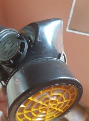 Mascara respirador com dois filtros R$ 40,00