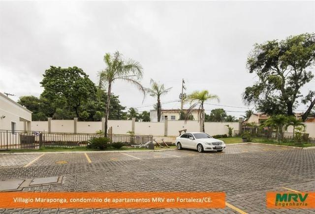 Apartamento Novo na Maraponga 145Mil - Foto 4