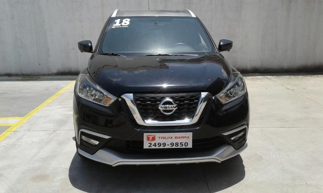 Nissan Kicks SL 2018 com apenas 15mil KM