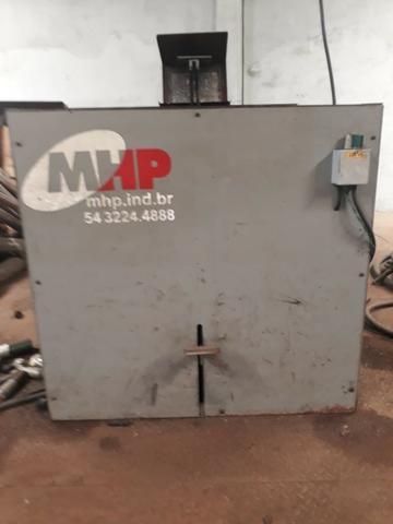 Maquina de cortar Mangueiras MHP
